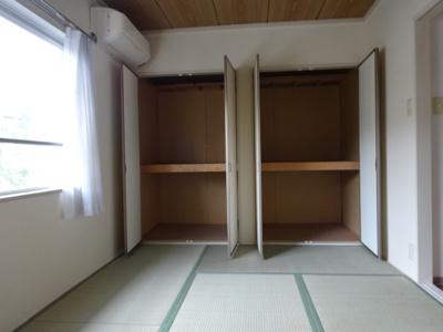 【収納】六甲桜ハイツ