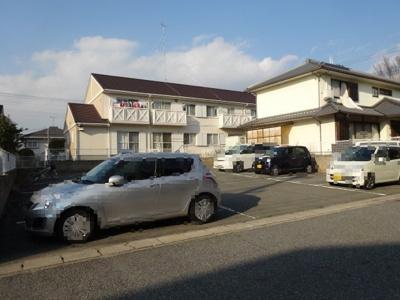 【駐車場】六甲桜ハイツ