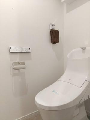 【トイレ】マイキャッスル南砂