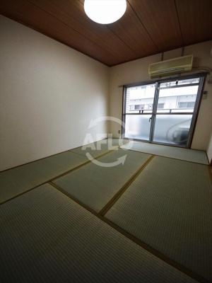 グレイスフル桜川 和室