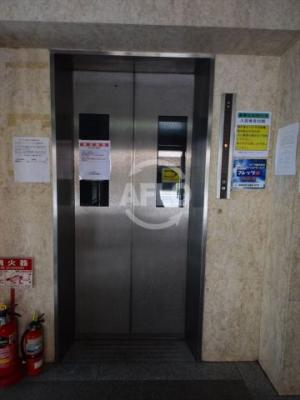 グレイスフル桜川 エレベーター