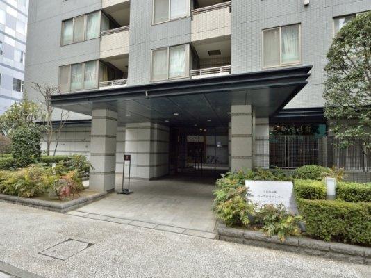 【エントランス】コスモ上野パークサイドシティ