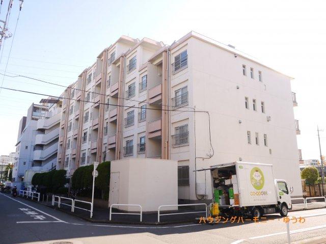 【外観】高島平第2サンパワー