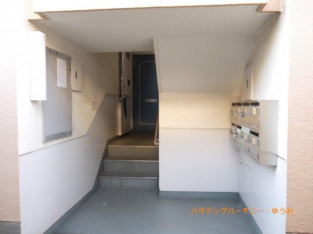 【玄関】高島平第2サンパワー