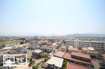 【展望】CITY SPIRE東石井
