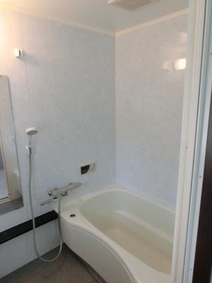 【浴室】堀川丸太町シティハウス