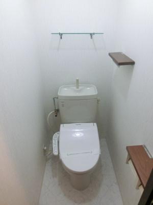 【トイレ】堀川丸太町シティハウス