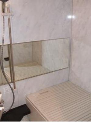 【浴室】パテラスクエア浦和
