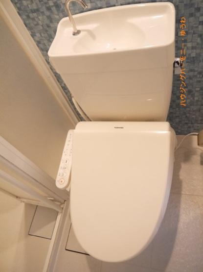 【トイレ】ビスハイム池袋