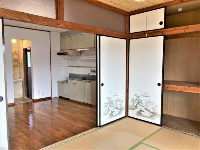 【和室】メゾンYOSHINAGA