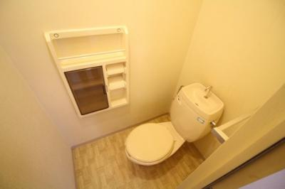 【トイレ】クレスト六甲