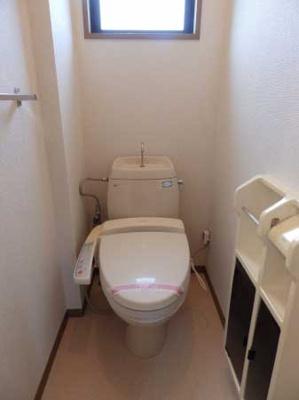 【トイレ】ヴェルドミール美穂