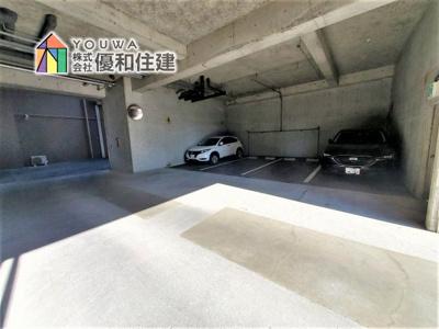 【駐車場】ピュアハイツ明石大久保