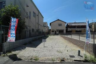 【現地写真】 藤阪小学校 徒歩2分の子育て環境にいい立地!