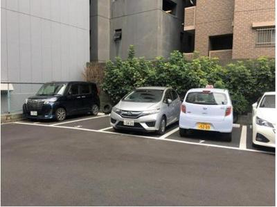 【駐車場】老松コープ