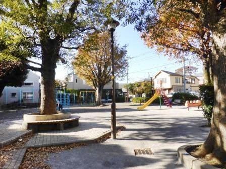 世田谷区立松原公園