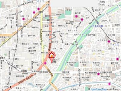 【地図】Goody SANGOYA・