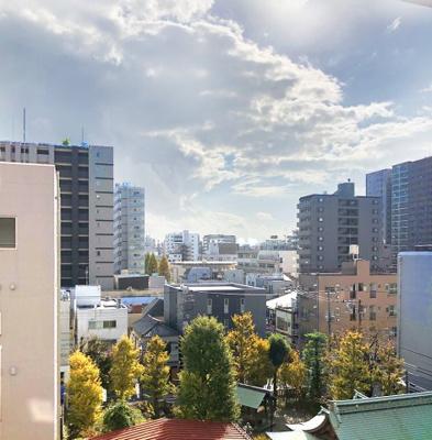 【展望】グリーンパークミノワ 6階 角 部屋 2014年 リ フォーム済
