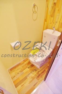 【トイレ】Reserve Kosigaya Residence