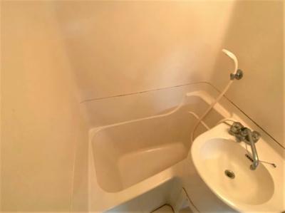 【浴室】シティアーク上町台