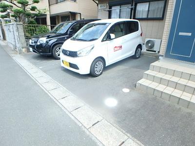 【駐車場】BR23