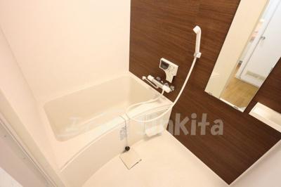 【浴室】クローバーメゾン新大阪