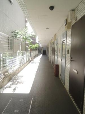 玄関前共用部分