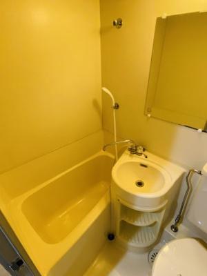 【浴室】ナラ・レジデンスモア