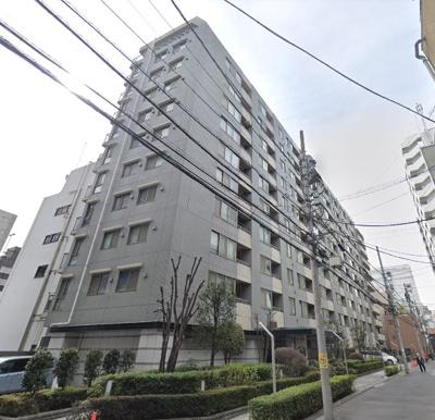 【外観】コスモ上野 パークサイドシティ 3階 リ フォーム済 2001年築