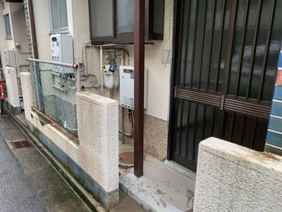 【外観パース】下田部町テラスハウス