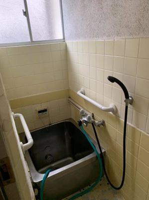 【浴室】下田部町テラスハウス