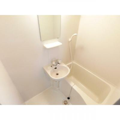 【浴室】北大塚アパートメント