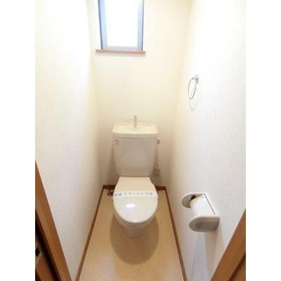 【トイレ】北大塚アパートメント