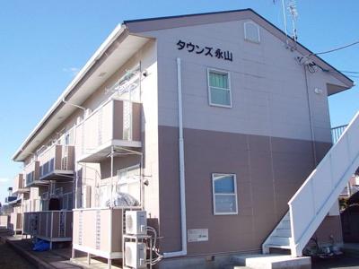 【外観】タウンズ永山