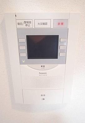 【セキュリティ】インザグレイス桜ノ宮