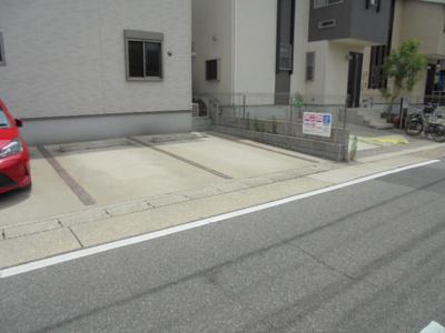 【駐車場】ミルト ハウス
