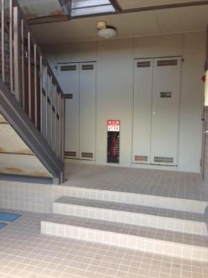 【エントランス】コンフォールⅡ号館