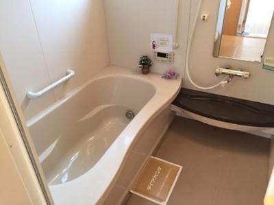 【浴室】コンフォールⅡ号館