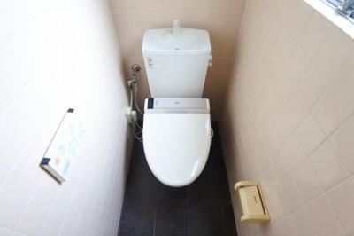 【トイレ】パレスニュー高津
