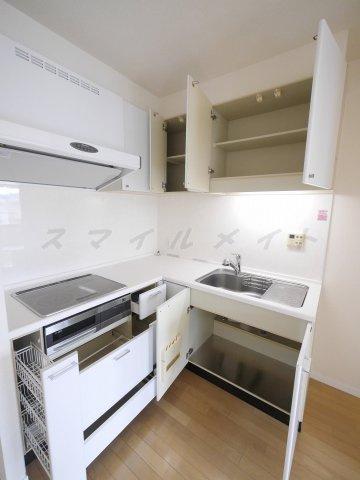 【キッチン】バードヒルズ洋光台