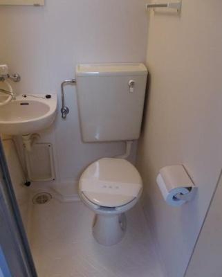 【トイレ】カーサフロール馬込