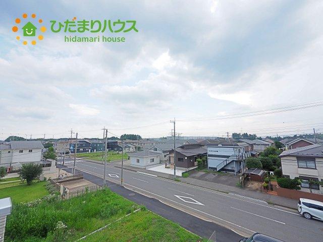 【展望】土浦市乙戸南3丁目 新築戸建