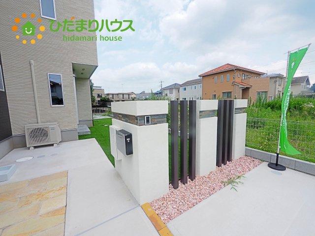 【外観】土浦市乙戸南3丁目 新築戸建