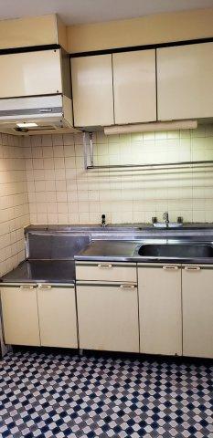 【キッチン】キャンパスシティ箱崎