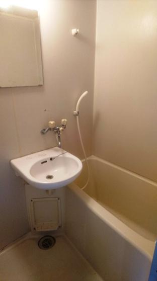 【浴室】キャンパスシティ箱崎