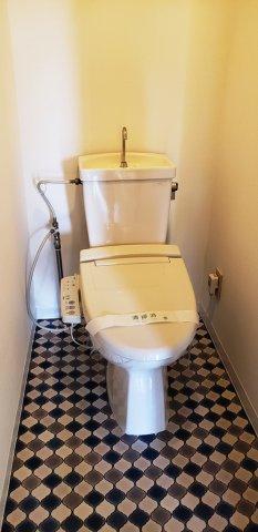 【トイレ】キャンパスシティ箱崎