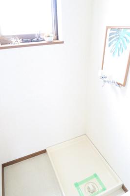 【洗面所】グリーンヒルサクラ
