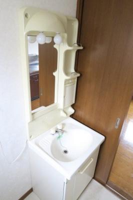 【独立洗面台】グリーンヒルサクラ