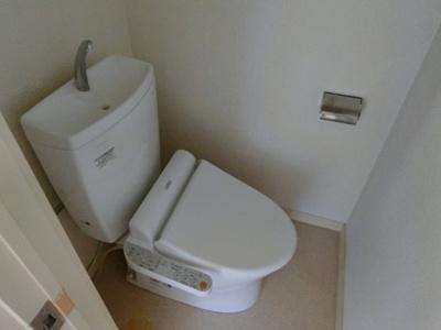 【トイレ】MSYコーポ