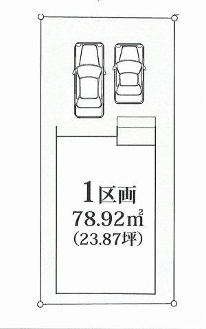 【区画図】グラファーレ尼崎・西本町北通